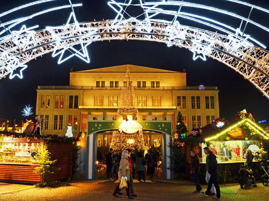 Leipziger Weihnachtsmarkt.22 11 23 12 2016 Leipziger Weihnachtsmarkt Abito Suites
