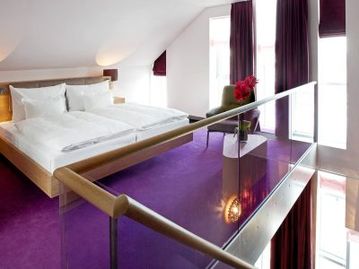 abito suites | Suite Schlafbereich