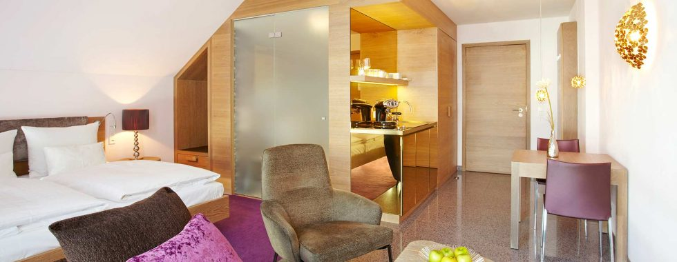 abito suites | Juniorsuite