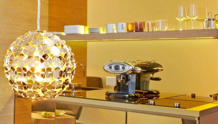 abito suites | Küche